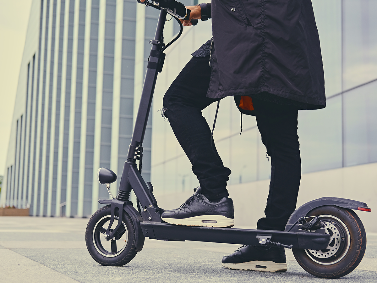 Safety Standards for E-Scooters