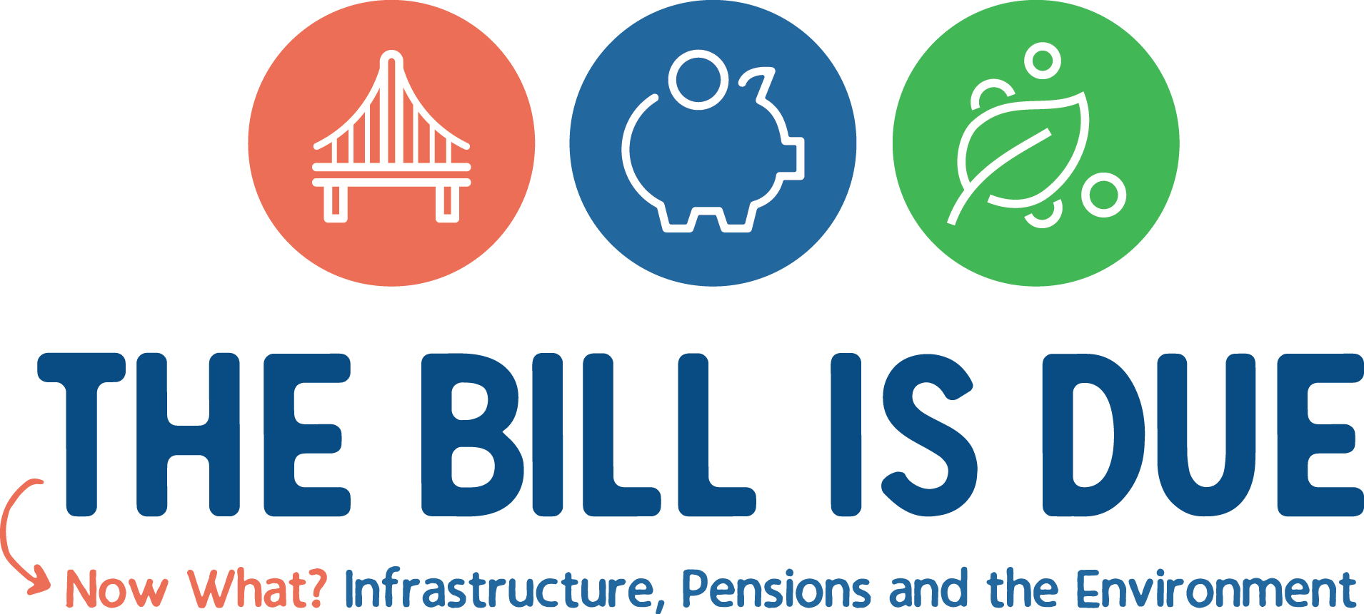The Bill is Due: Now What? Infrastructure, Pensions and the Environment