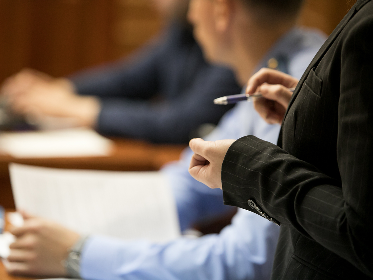 Expert Witnesses: Effective Questioning