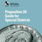Proposition 26 Guide for Special Districts