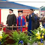 Arthur Littleworth Receives Honorary Doctor of Law Degree from La Sierra University